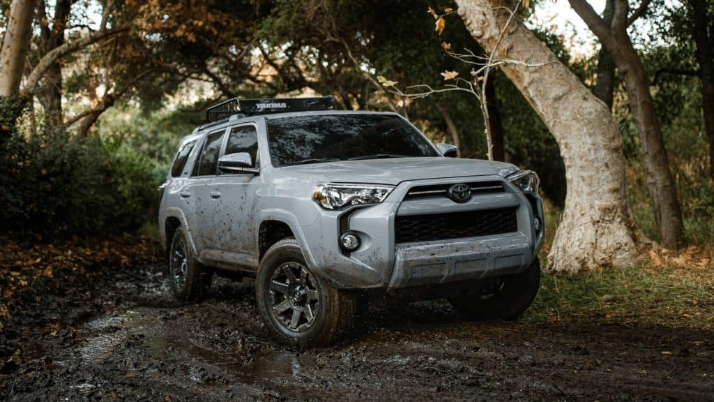 New Toyota SUV in Clermont