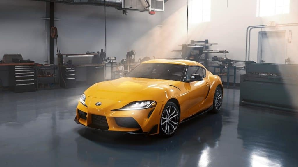 Clermont Toyota Supra info