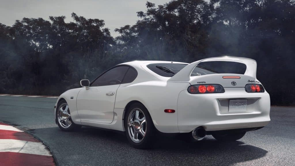 Toyota Supra for sale in Clermont.
