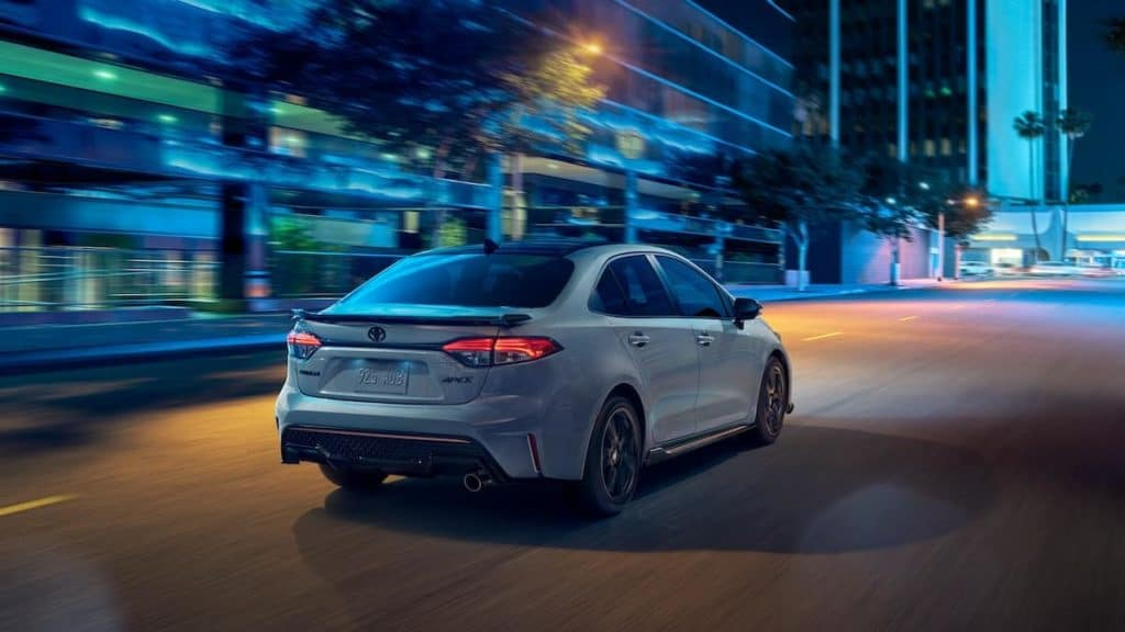 New Toyota Corolla in Clermont.