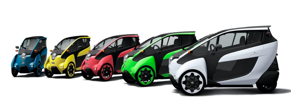 Clermont Toyota electric car.
