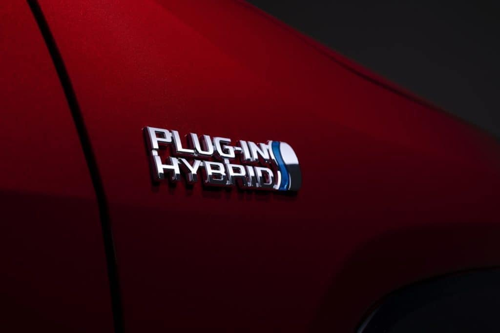 Clermont Toyota hybrid plug-in for sale.