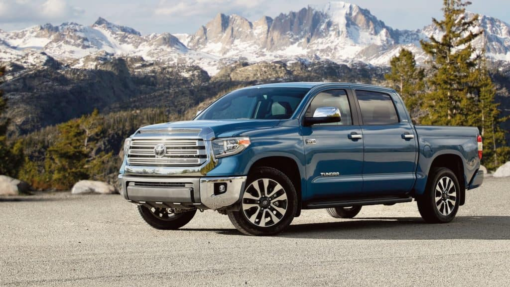 New Toyota Tundra in Clermont.