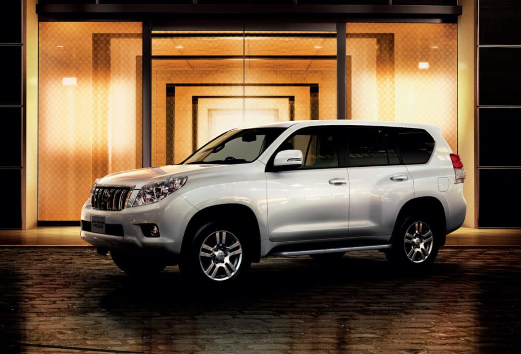 Toyota Land Cruiser for sale in Clermont.