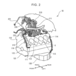 Toyota engine patent