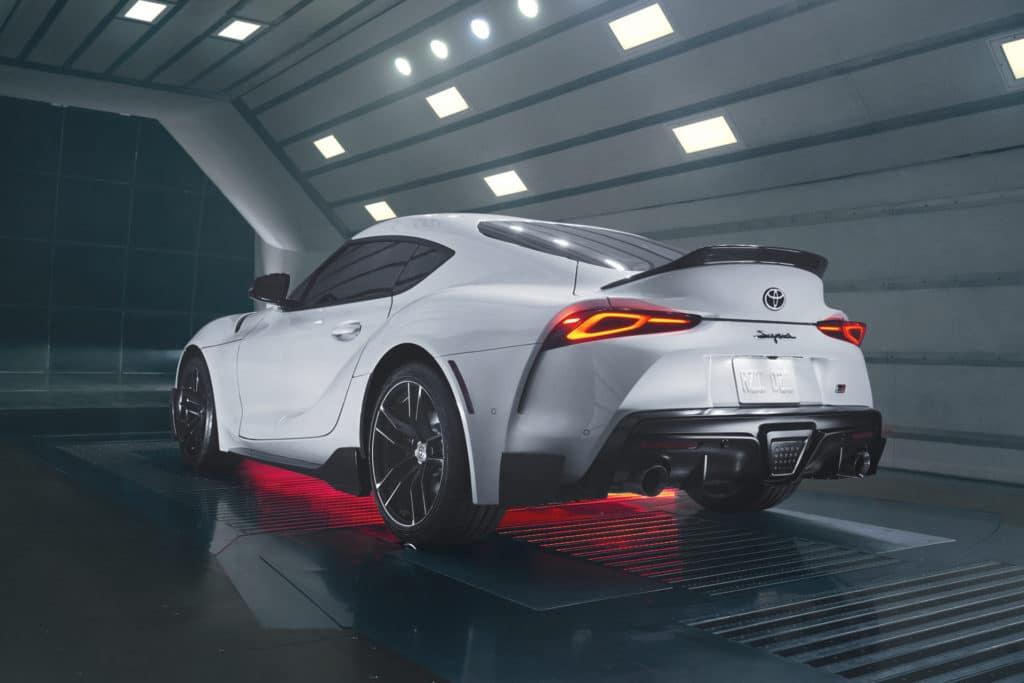 2022 Toyota sports car