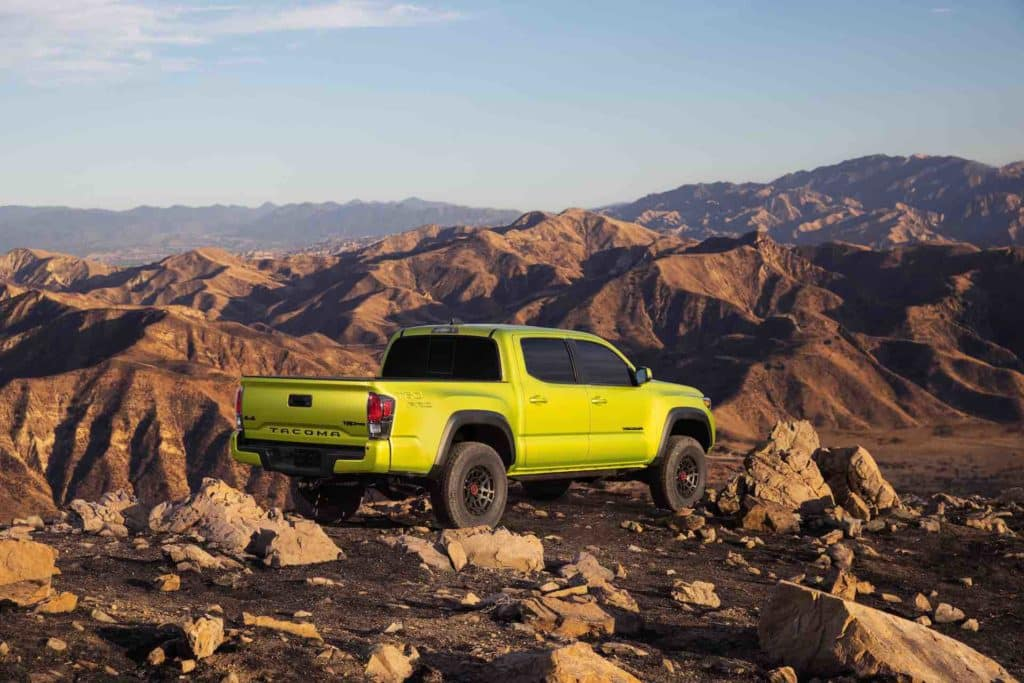 Clermont new Toyota truck coming soon.