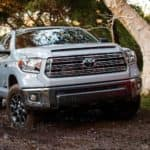 New off-roading Toyota Tundra for sale in Clermont.