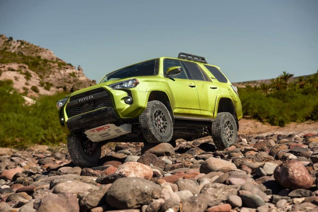 Clermont new Toyota 4Runner coming soon.