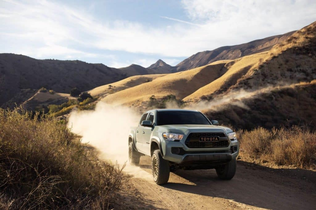 New Toyota Tacoma in Clermont.