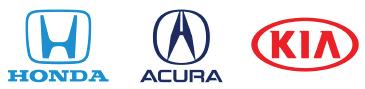 Honda, Acura, Kia Service