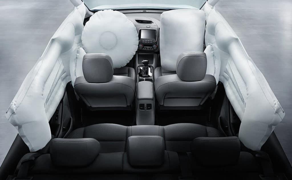 2018 Kia Forte interior