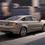 17 Ford Fusion Platinum
