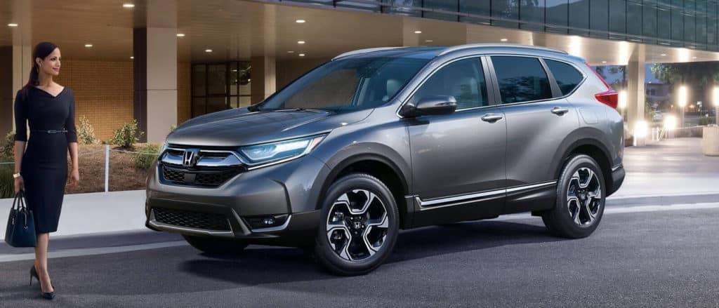 2018 Honda CR-V Crossing