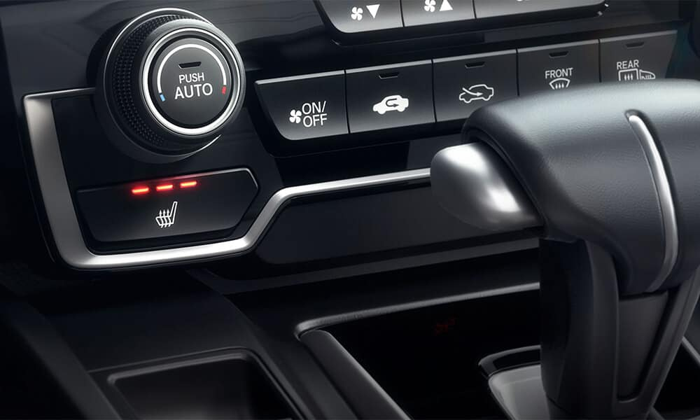 2018 Honda CR-V Heated Seats