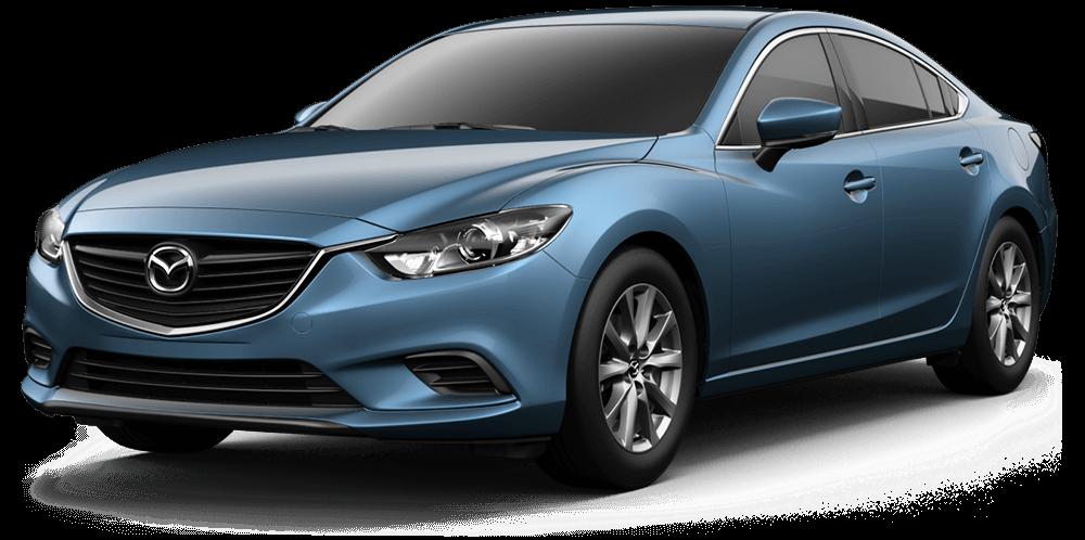 2017 Mazda6 Blue Reflex Mica