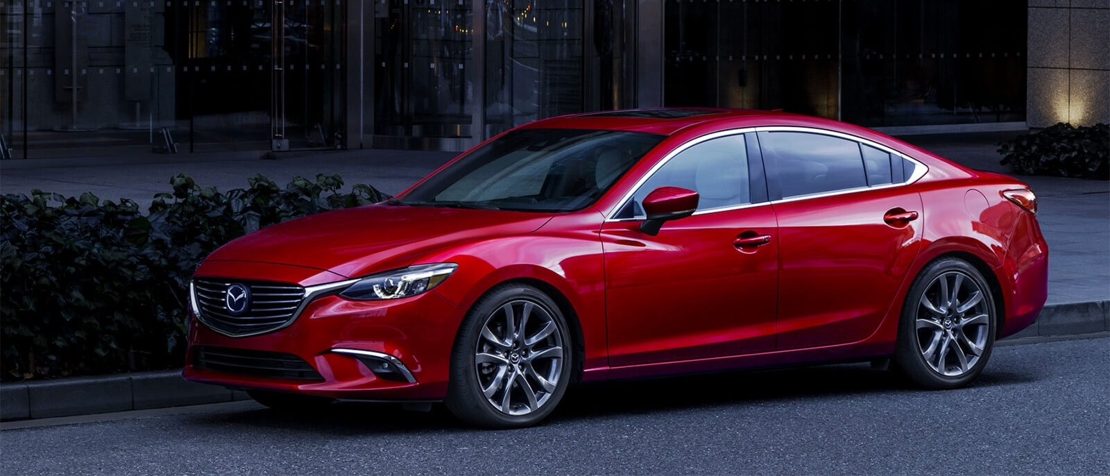 2017 Mazda6 Exterior Parked