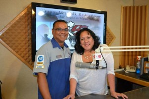 Patti Arroyo and Mike Fejeran Tech Talk