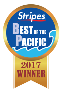 Triple J Guam Stripes BOP 2017 winner