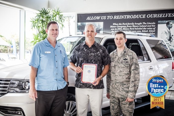 Triple J Guam Best of the Pacific Award