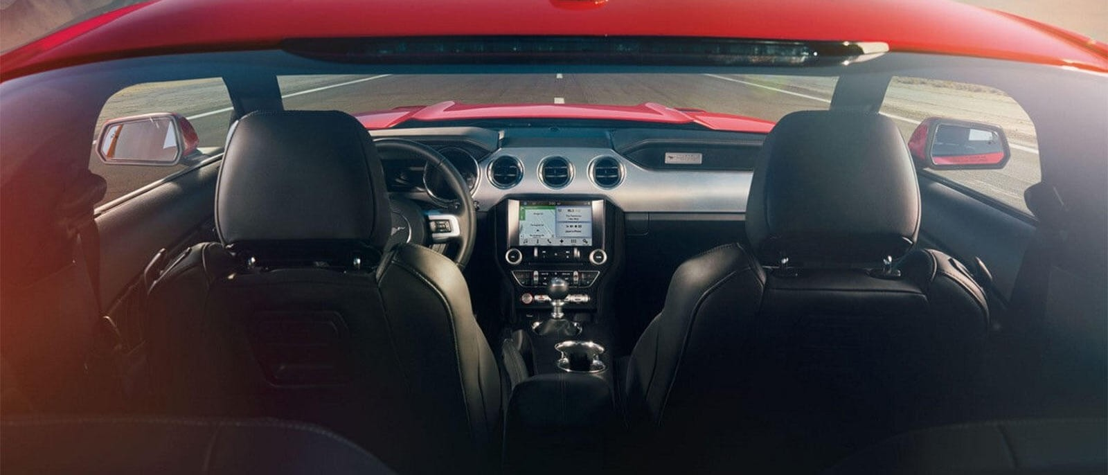 2017 Ford Mustang GT Premium Fastback Interior