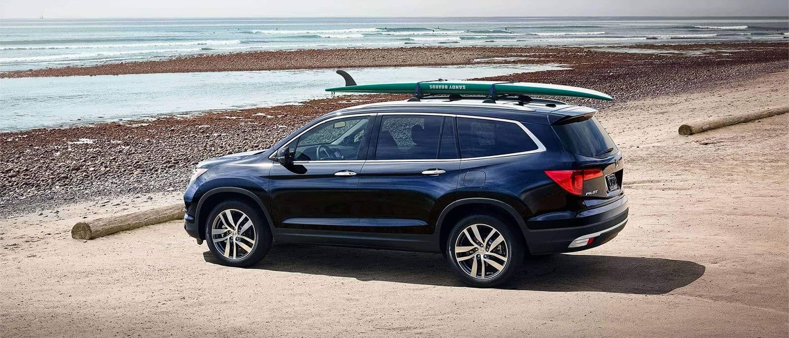 2017 Honda Pilot Touring Elite Seaside