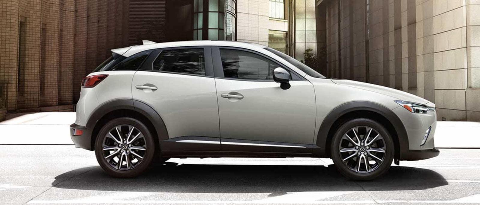 2018 Mazda CX-3 Parked