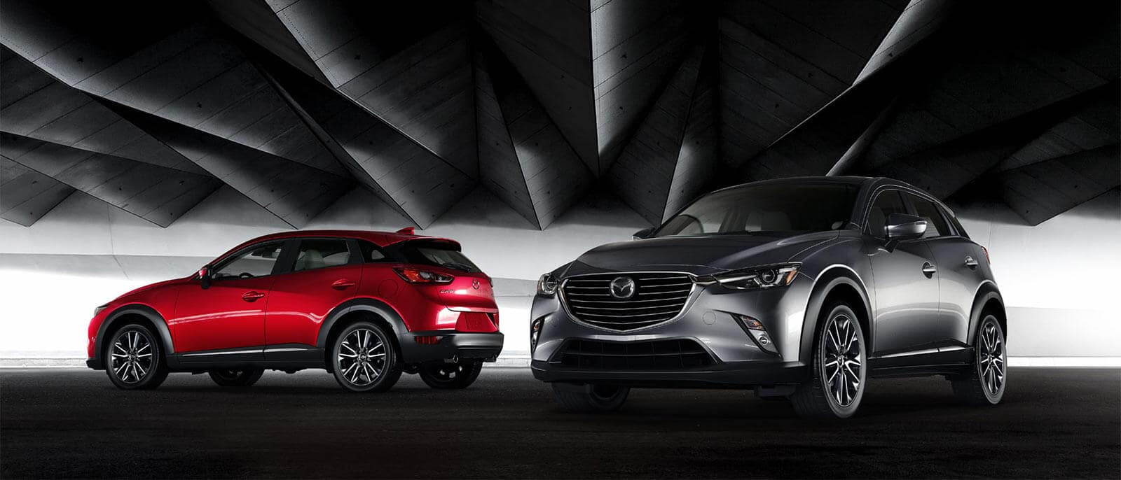 2018 Mazda CX-3 Two Vehicles