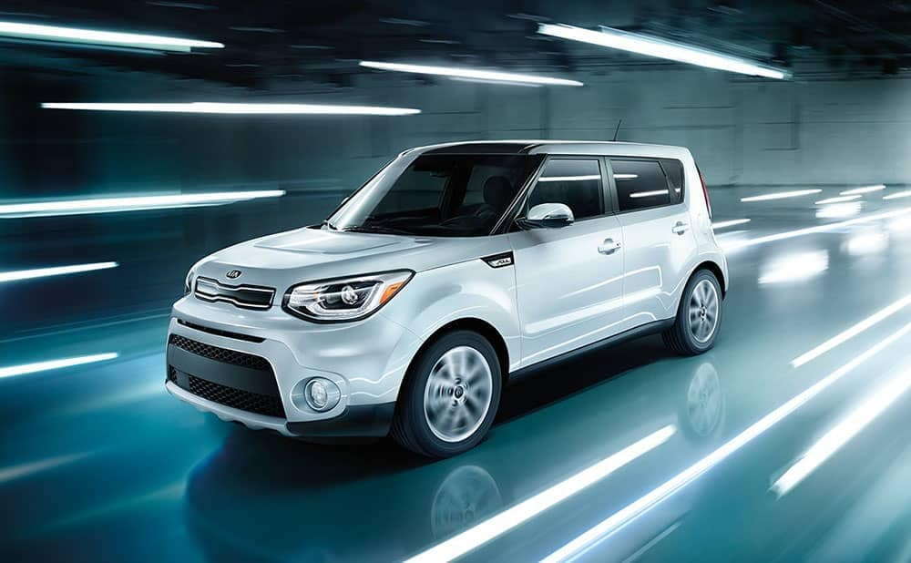 2019 Kia Soul performance