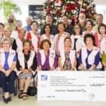 Triple J Auto donates $45,000 check to Guam charities