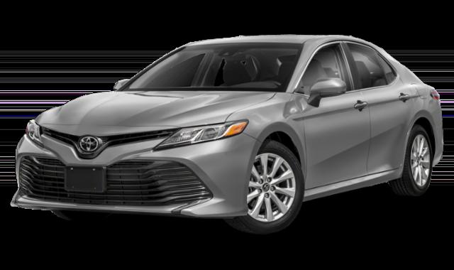 Gray 2019 Toyota Camry Thumbnail