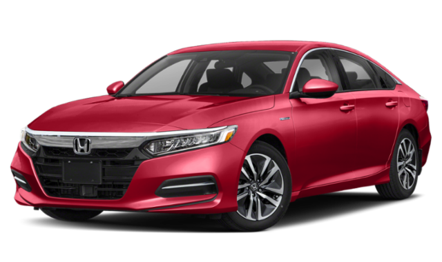 Red 2019 Honda Accord Thumbnail