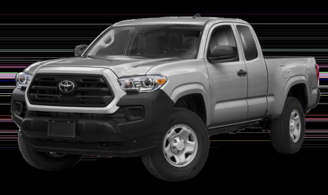 White 2019 Toyota Tacoma thumbnail