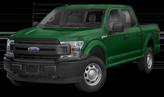 Green 2019 Ford F-150 thumbnail