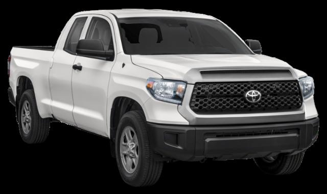 White 2020 Toyota Tundra thumbnail