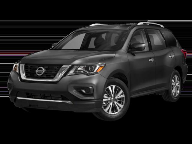 Gray 2020 Nissan Pathfinder thumbnail