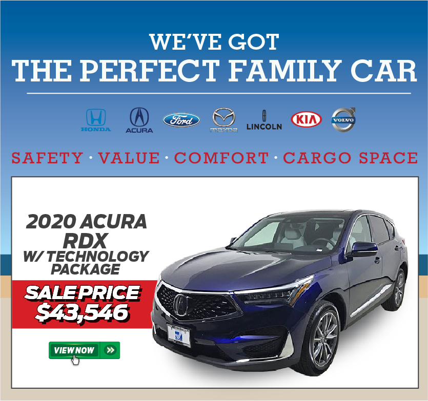 2020 Acura RDX W/ Technology Package