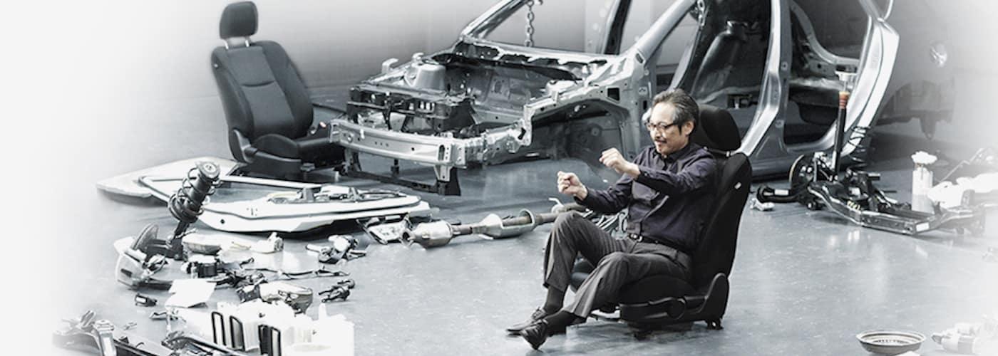 Mazda Designer With Mazda Parts