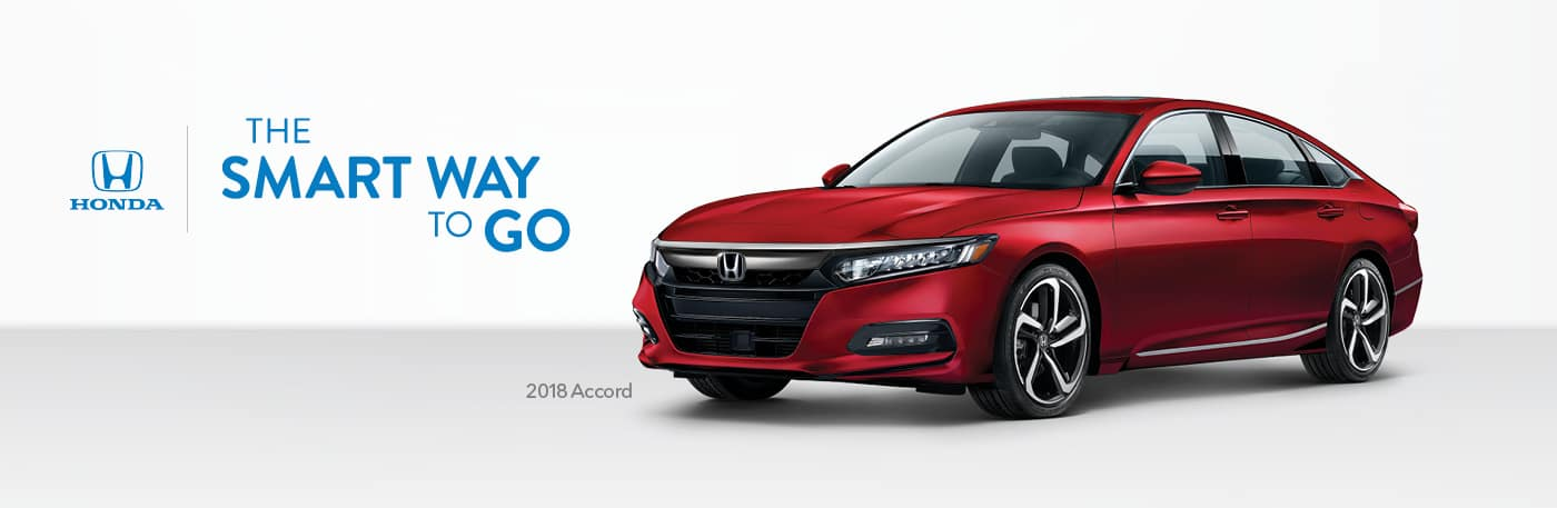 Tri-State Honda Dealers 2018 Accord the Smart Way to Go