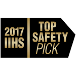 2017 IIHS Top Safety Pick