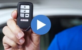2017 Honda Accord Smart Key