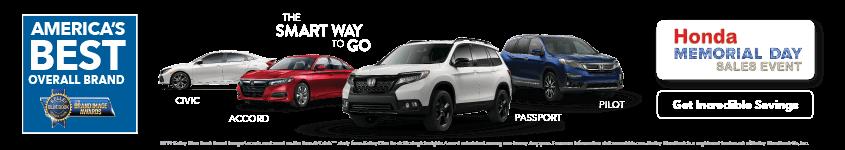 2019 Honda Memorial Day Sales Event Tri-State Honda Dealers HP Slide