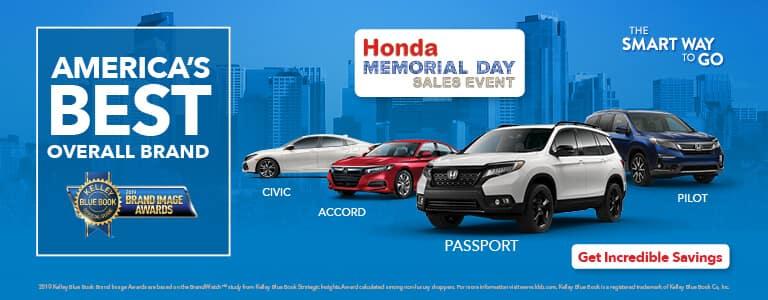 2019 Honda Memorial Day Sales Event Tri-State Honda Dealers Mobile Slide