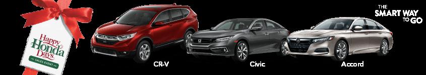 Happy Honda Days Sales Event Tri-State Honda Dealers HP Slide
