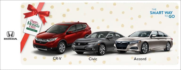 Happy Honda Days Sales Event Tri-State Honda Dealers Mobile Slide