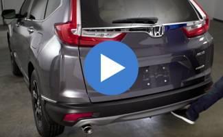 2017 Honda CR-V Hands-Free Power Tailgate