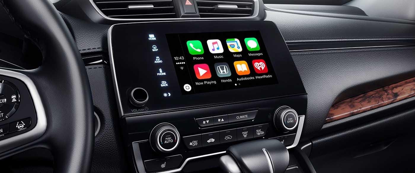 2017 Honda CR-V Apple Carplay