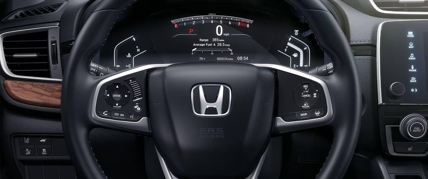 2017 Honda CR-V Bluetooth Controls