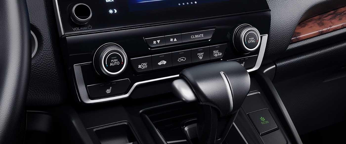2017 Honda CR-V Climate Control