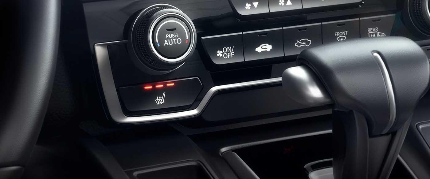 2017 Honda CR-V Heated Seats